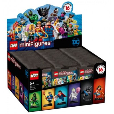 LEGO® Minifigures  DC Super Heroes Series - Box 71026