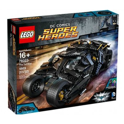 LEGO® DC Super Heroes™ The Tumbler 76023