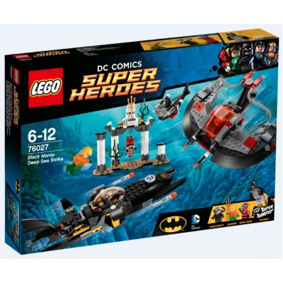 LEGO® DC Super Heroes™ Black Manta Deep Sea Strike 76027
