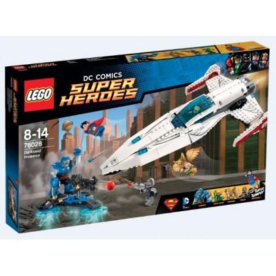 LEGO® DC Super Heroes™ Darkseid Invasion 76028