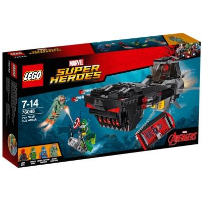 LEGO® Marvel Super Heroes™ Iron Skull Sub Attack 76048