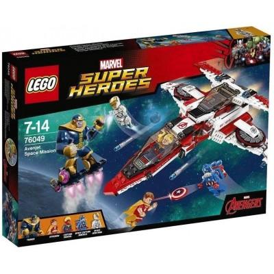 LEGO® Marvel Super Heroes™ Avenjet Space Mission 76049
