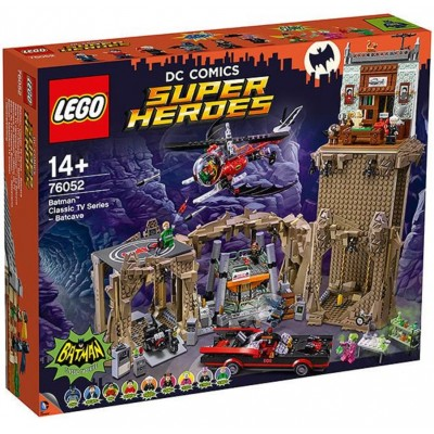 LEGO® DC Super Heroes™ Batman™ Classic TV Series – Batcave 76052