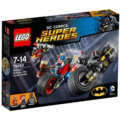 LEGO® DC Super Heroes™ Batman™: Gotham City Cycle Chase 76053