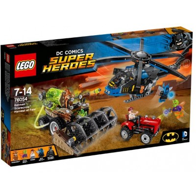 LEGO® DC Super Heroes™ Batman™: Scarecrow™ Harvest of Fear 76054