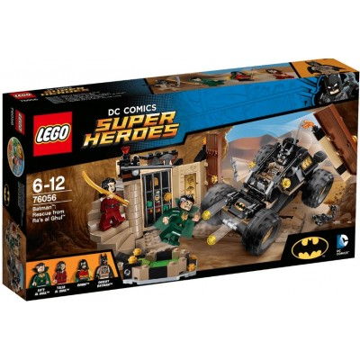 LEGO® DC Super Heroes™ Batman™: Rescue from Ra's al Ghul™ 76056