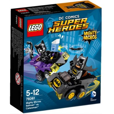 LEGO Mighty Micros: Batman™ vs. Catwoman™ 76061