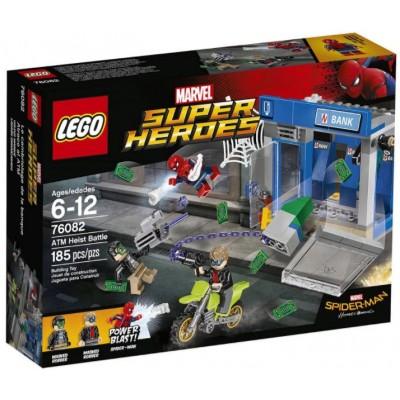 LEGO® Marvel Super Heroes™ ATM Heist Battle 76082