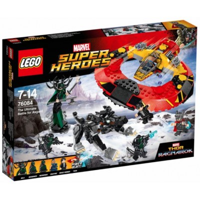 LEGO® Marvel Super Heroes™ The Ultimate Battle for Asgard 76084
