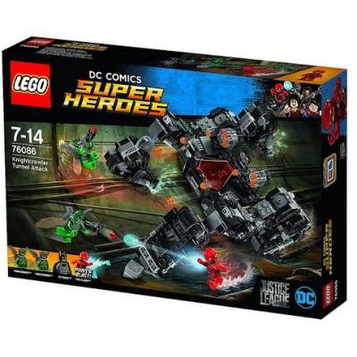 LEGO® DC Super Heroes™ Knightcrawler Tunnel Attack 76086