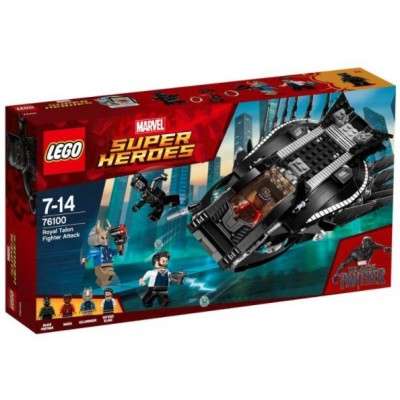 LEGO® Marvel Super Heroes™ Royal Talon Fighter Attack 76100