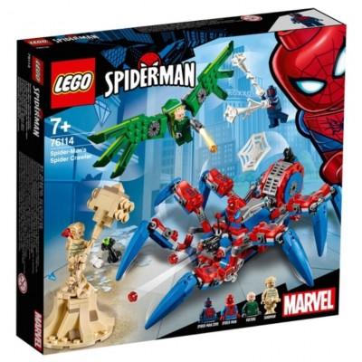 LEGO® Marvel Super Heroes™ Spider-Man's Spider Crawler 76114