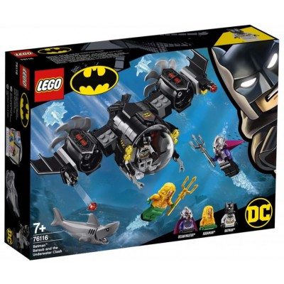 LEGO® DC Super Heroes Batman™ Batsub and the Underwater Clash 76116