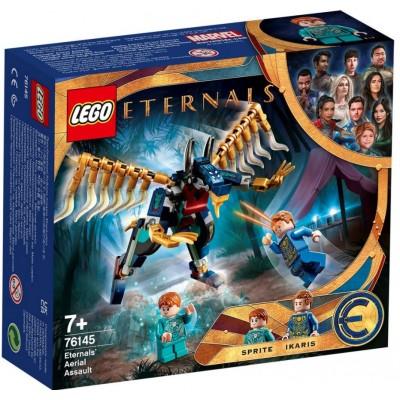 LEGO® Marvel Super Heroes™ Eternals' Aerial Assault 76145
