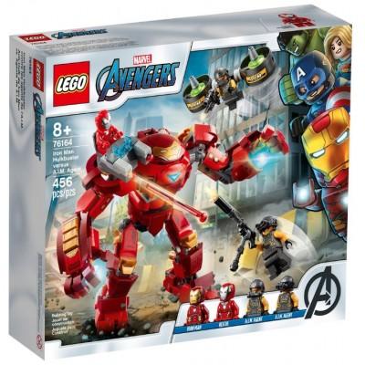 LEGO® Marvel Super Heroes™ Iron Man Hulkbuster versus A.I.M. Agent 76164