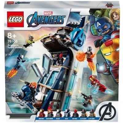 LEGO® Marvel Super Heroes™ Avengers Tower Battle 76166