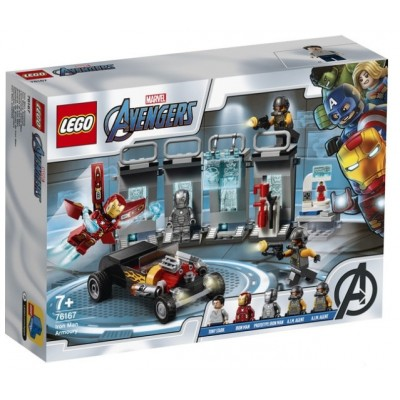 LEGO® Marvel Super Heroes™ Iron Man Armory 76167