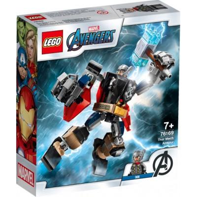 LEGO® Marvel Avengers Classic Thor Mech Armour 76169
