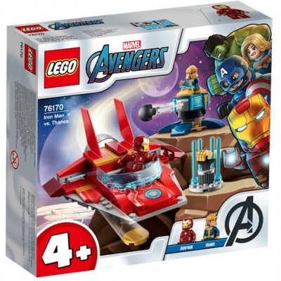 LEGO® Marvel Avengers Iron Man vs. Thanos 76170