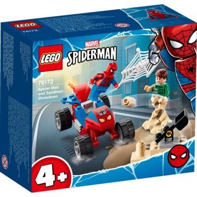 LEGO® Marvel Spider-Man: Spider-Man and Sandman Showdown 76172
