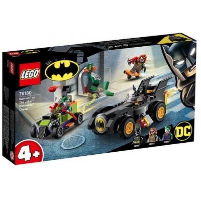LEGO® DC Super Heroes Batman™: Batman vs. The Joker™: Batmobile™ Chase 76180
