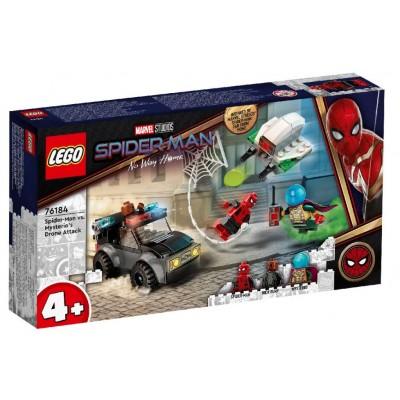 LEGO® Marvel Spider-Man vs. Mysterio's Drone Attack 76184