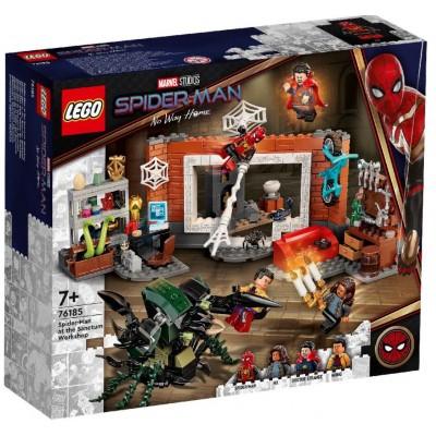LEGO® Marvel Spider-Man at the Sanctum Workshop 76185