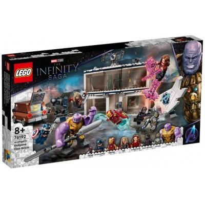 LEGO® Super Heroes Marvel Avengers: Endgame Final Battle 76192