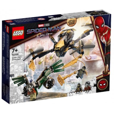 LEGO® Marvel Spider-Man's Drone Duel 76195