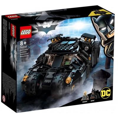 LEGO® DC Batman™ Batmobile™ Tumbler: Scarecrow™ Showdown 76239