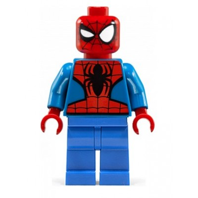 LEGO Minifigure - Spiderman