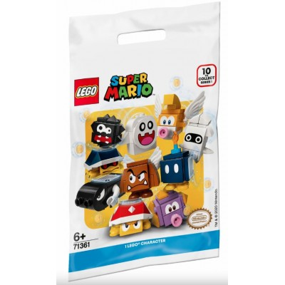 LEGO® Super Mario™ Character Packs 71361