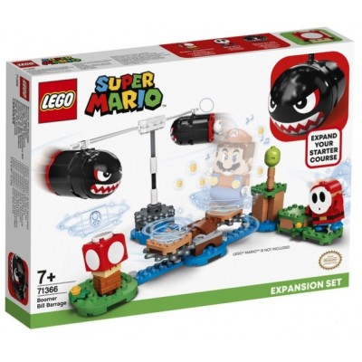 LEGO® Super Mario™ Boomer Bill Barrage Expansion Set 71366