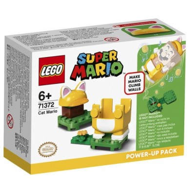 LEGO® Super Mario™ Cat Mario Power-Up Pack 71372