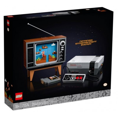 LEGO® Nintendo Entertainment System™ 71374