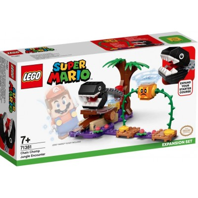 LEGO® Super Mario™ Chain Chomp Jungle Encounter Expansion Set 71381