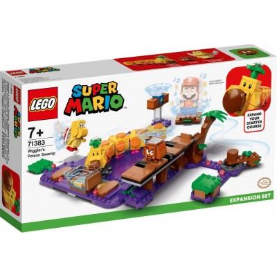 LEGO® Super Mario™ Wiggler's Poison Swamp 71383