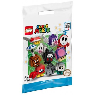 LEGO® Super Mario™ Character Packs – Series 2 71386