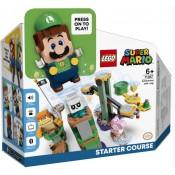 LEGO® Super Mario™ Luigi Starter Course 71387 - pre order