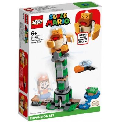 LEGO® Super Mario™ Boss Sumo Bro Topple Tower Expansion Set 71388
