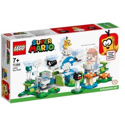 LEGO® Super Mario™ Lakitu Sky World Expansion Set 71389