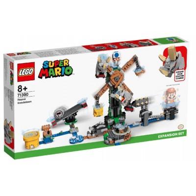 LEGO® Super Mario™ Reznor Knockdown Expansion Set 71390