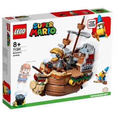 LEGO® Super Mario™ Bowser's Airship 71391
