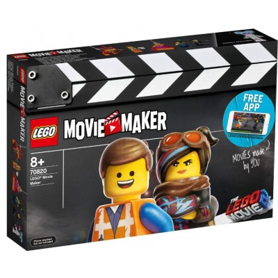 LEGO® THE LEGO® MOVIE 2™ LEGO Movie Maker 70820