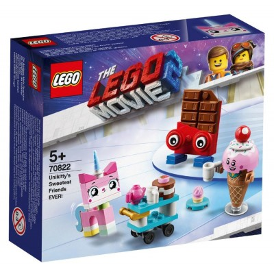 LEGO® THE LEGO® MOVIE 2™ Unikitty's Sweetest Friends EVER! 70822