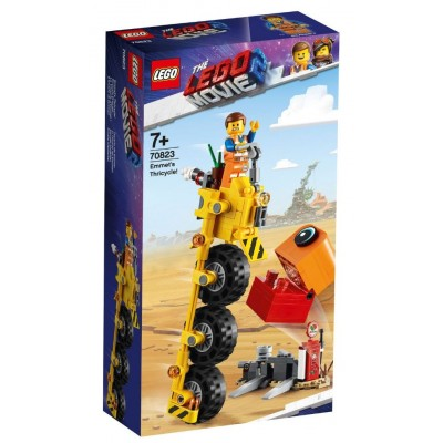 LEGO® THE LEGO® MOVIE 2™ Emmet's Thricycle 70823