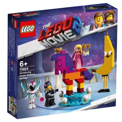 LEGO® THE LEGO® MOVIE 2™ Introducing Queen Watevra Wa'Nabi 70824