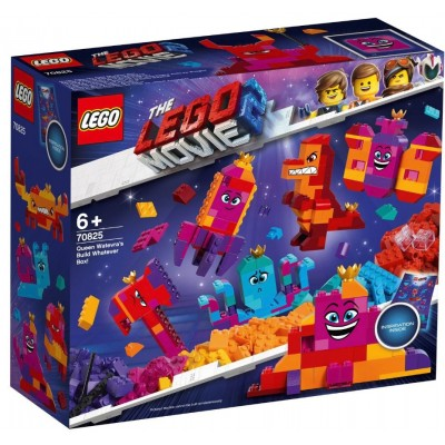 LEGO® THE LEGO® MOVIE 2™ Queen Watevra's Build Whatever Box 70825