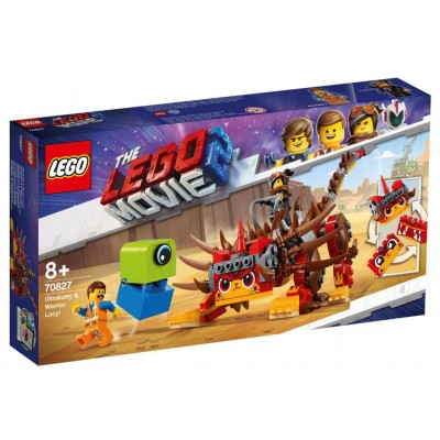 LEGO® THE LEGO® MOVIE 2™ Ultrakatty & Warrior Lucy 70827