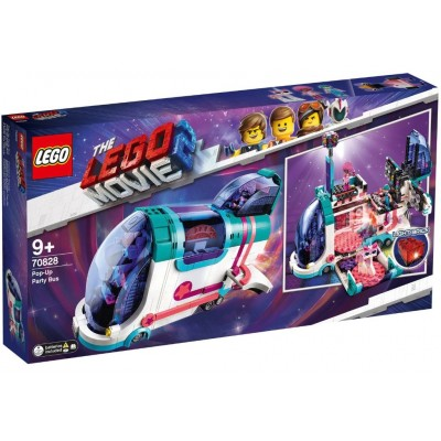 LEGO® THE LEGO® MOVIE 2™ Pop-Up Party Bus 70828